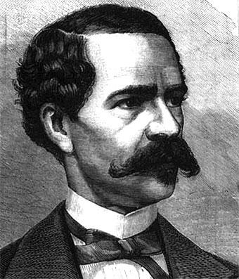 Ricardo Palma hacia 1864
