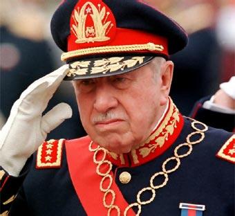 Biografia De Augusto Pinochet