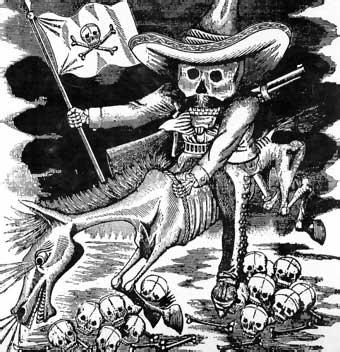 Revolución, de José Guadalupe Posada