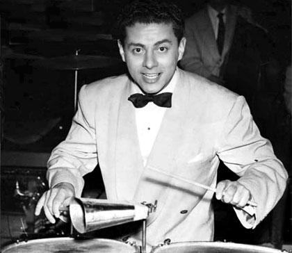 Tito Puente en los años 50
