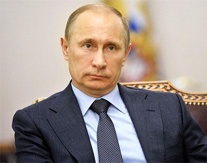 Biografia De Vladimir Putin