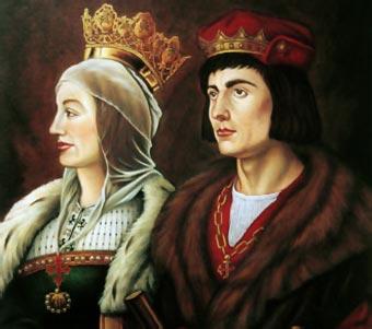 Matrimonio Catolico Dibujo : Biografia de los reyes católicos