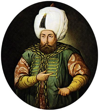 Biografia de Selim II