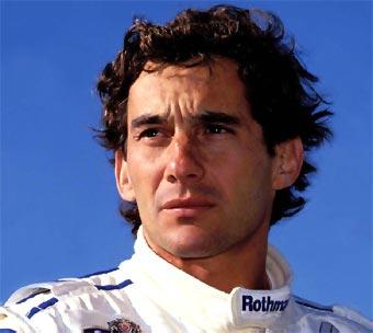 Biografia De Ayrton Senna