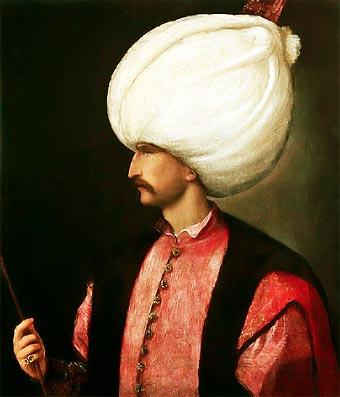 El Sultán Solimán I el Magnífico Soliman_i