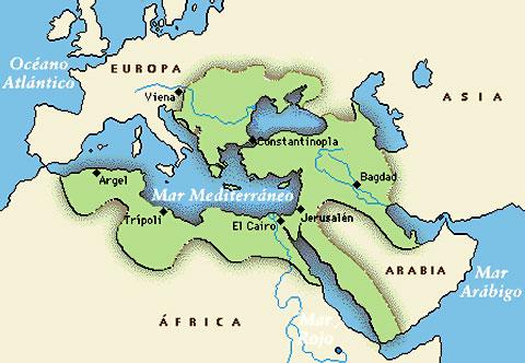 El Sultán Solimán I el Magnífico Soliman_imperio