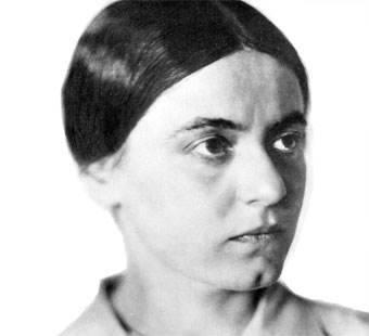 Biografia De Edith Stein