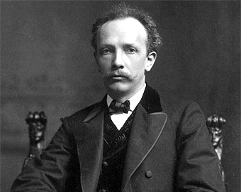 biografia de richard strauss. Black Bedroom Furniture Sets. Home Design Ideas