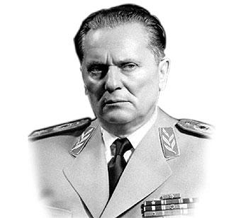 Resultado de imagen de Mariscal Tito