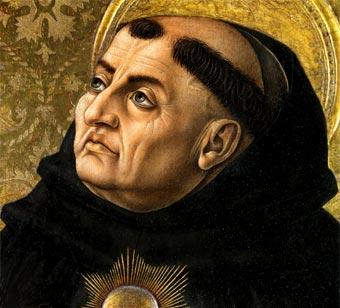biografia de santo tomás de aquino