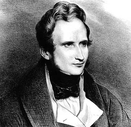 Alfred de Vigny nadar 1820