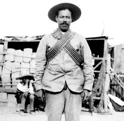 Biografia De Pancho Villa
