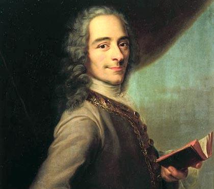 Biografia de Voltaire