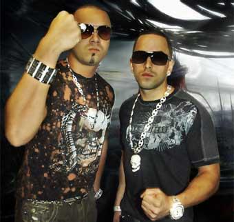 musica de reggaeton de wisin y yandel:
