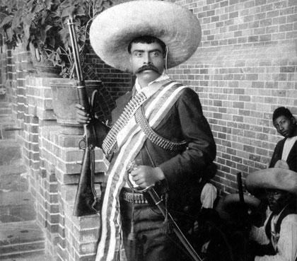 Biografia de emiliano zapata for Villas zapata