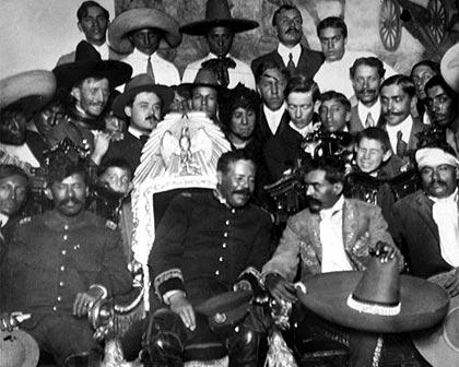 Biograf a de emiliano zapata revolucionario mexicano for Villas zapata