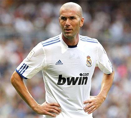 Biografia de Zinedine Zidane