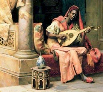 Resultado de imagen de ziryab musico