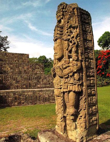 La cultura maya for Las construcciones de los mayas