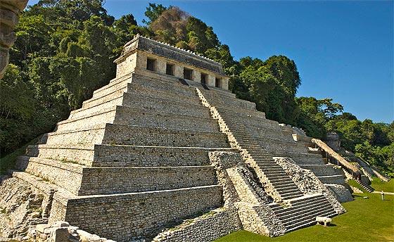 El arte maya for Las construcciones de los mayas