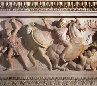 Las conquistas de Alejandro Magno