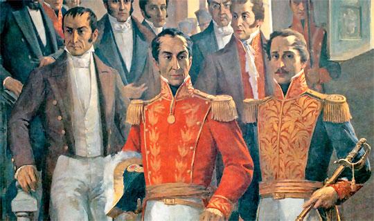 Simón Bolívar. Biografía