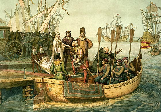 an introduction to the life and history of the great navigator christopher colombus Introduction christopher columbus but when looking deeper into the history though he changed the world a great navigator, columbus was less successful as.