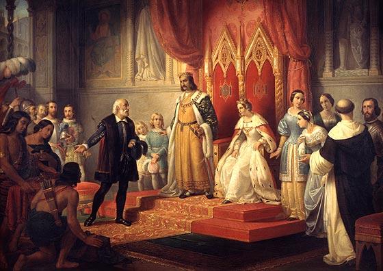 Matrimonio Catolico En Peligro De Muerte : Cristóbal colón biografía