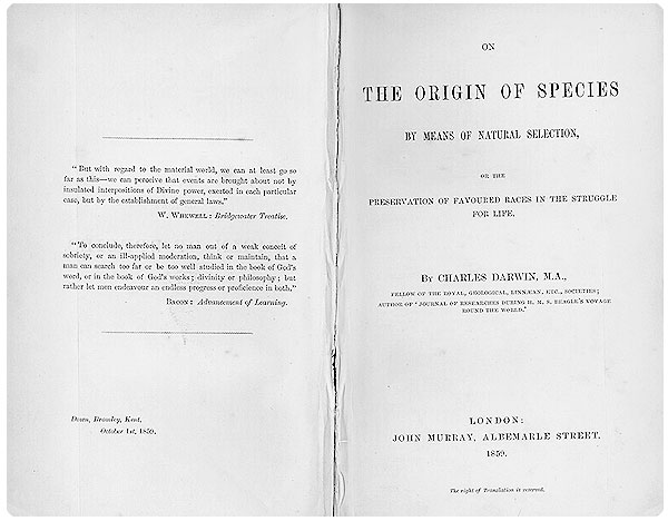 La religion de Charles Darwin