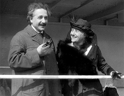 Albert Einstein. Biografía