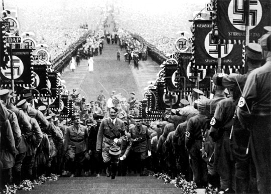 a history of the rise of adolf hitler in the nazi germany In this thread, we will be exploring the truth about nazi germany, adolf hitler's rise to power and the events by basedbritish.