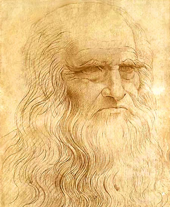 a life history of leonardo da vinci the florentine artist Leonardo da vinci or michelangelo - who was the greater artist  start out as a portrait of a florentine woman, and what amazed the first people who saw the picture was its brilliant.
