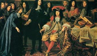 Luis XIV de Francia. Su reinado