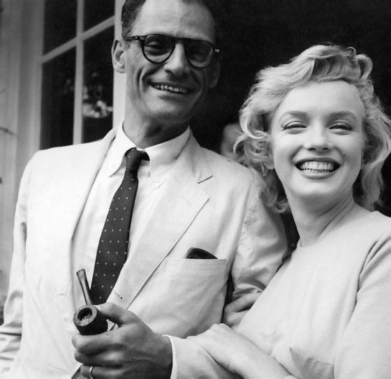 Marilyn Monroe. Fotos: Relaciones tumultuosas
