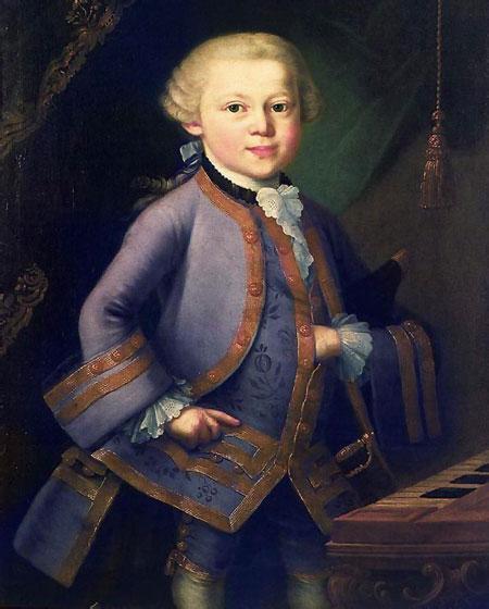 Mozart, talento y legado para la humanidad.