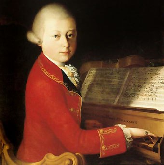 A biography of wolfgang amadeus mozart the musician