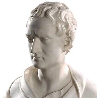 Busto de Newton
