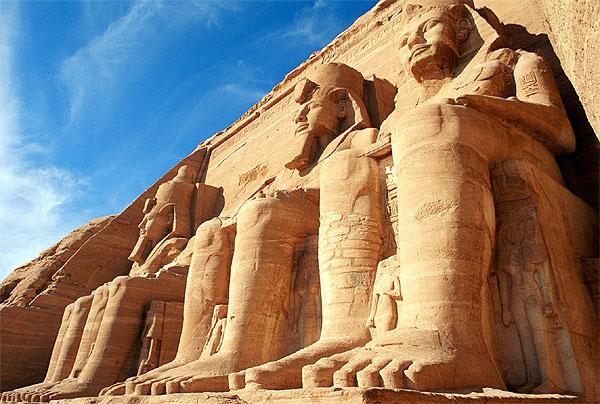 Ramsés II Faraón. Abu_simbel