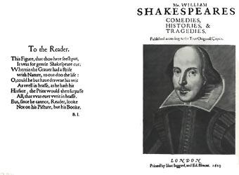 william shakespeare su obra