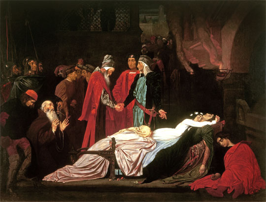 An analysis of the character friar lawrence in romeo and juliet a play by william shakespeare