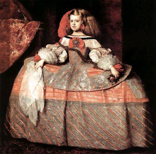 La infanta Do?a Margarita de Austria - Vel?zquez