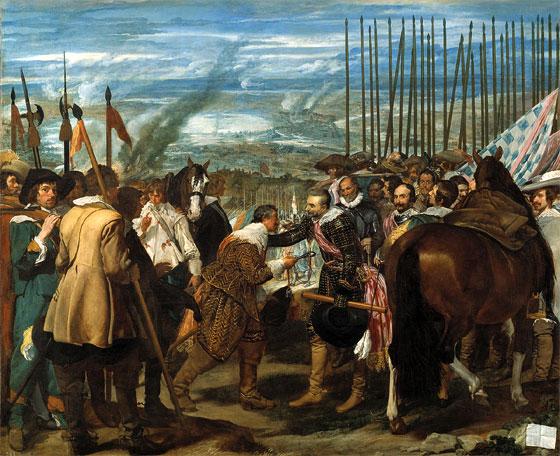 La rendición de Breda o Las lanzas (1635)