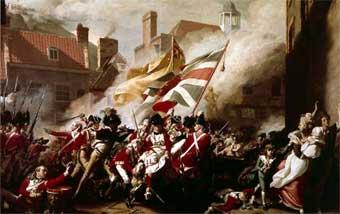 independencia de las colonias inglesas: