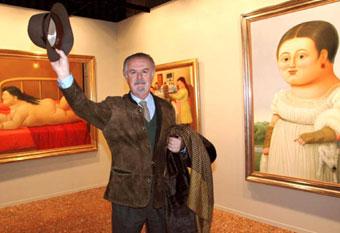 Fernando botero biograf a - Fotos de botero ...