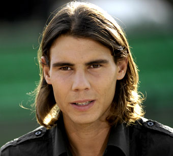 Biography Of Rafael Nadal Young Spanish Tennis
